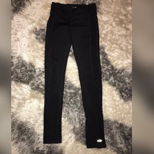 Pants - Black work out leggings